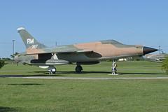 Republic F-105D Thunderchief '24-387 / RM'