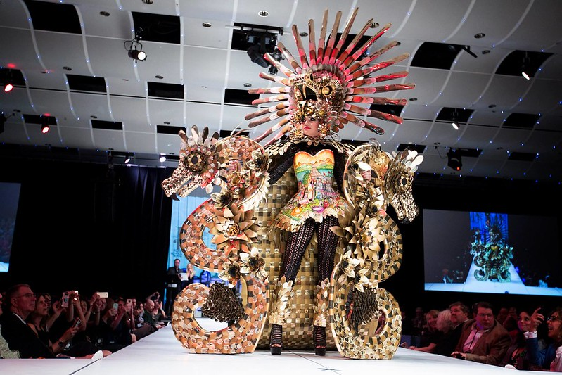 14th Annual Paper Fashion Show