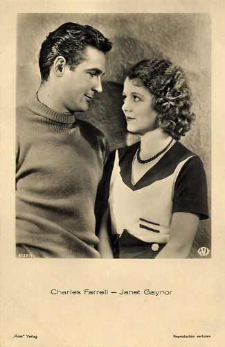 Charles Farrell and Janet Gaynor in The First Year (1932)