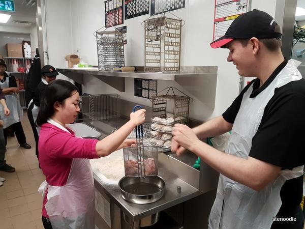 2018 KFC Cooking School