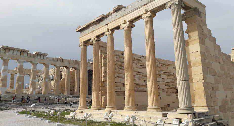 Bekende bezienswaardigheden in Athene | Mooistestedentrips.nl