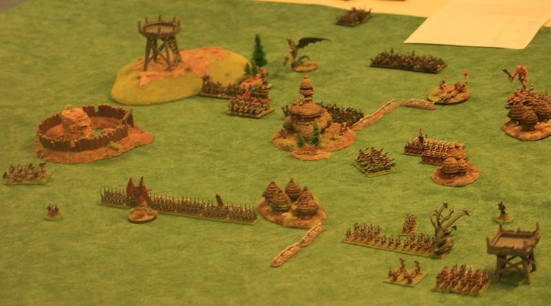 [1250 - Orcs & Gobs vs Elfes-Noirs] Attaque du village orc 27546814478_f29cfb16e7_c