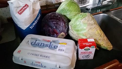 Danish groceries