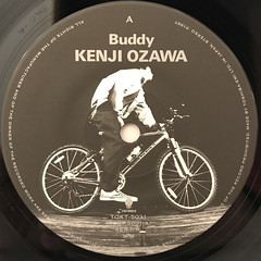 KENJI OZAWA:BUDDY(LABEL SIDE-A)