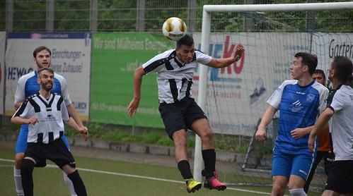 Mülheimer Spielverein II 4:3 S.V. Laar Duisburg