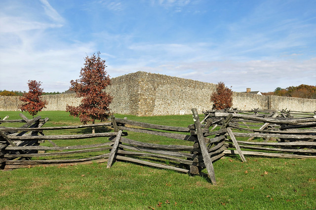 Fort Frederick SP