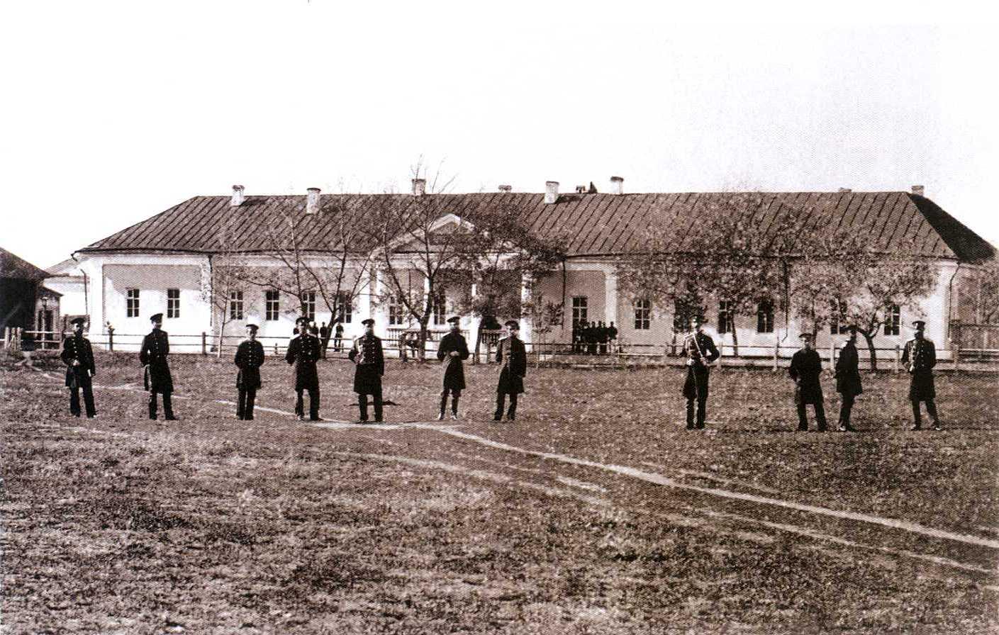Штаб Омской крепости
