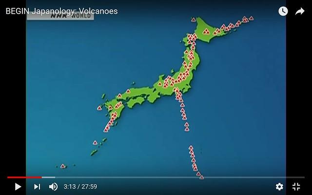 Japan Volcanoes
