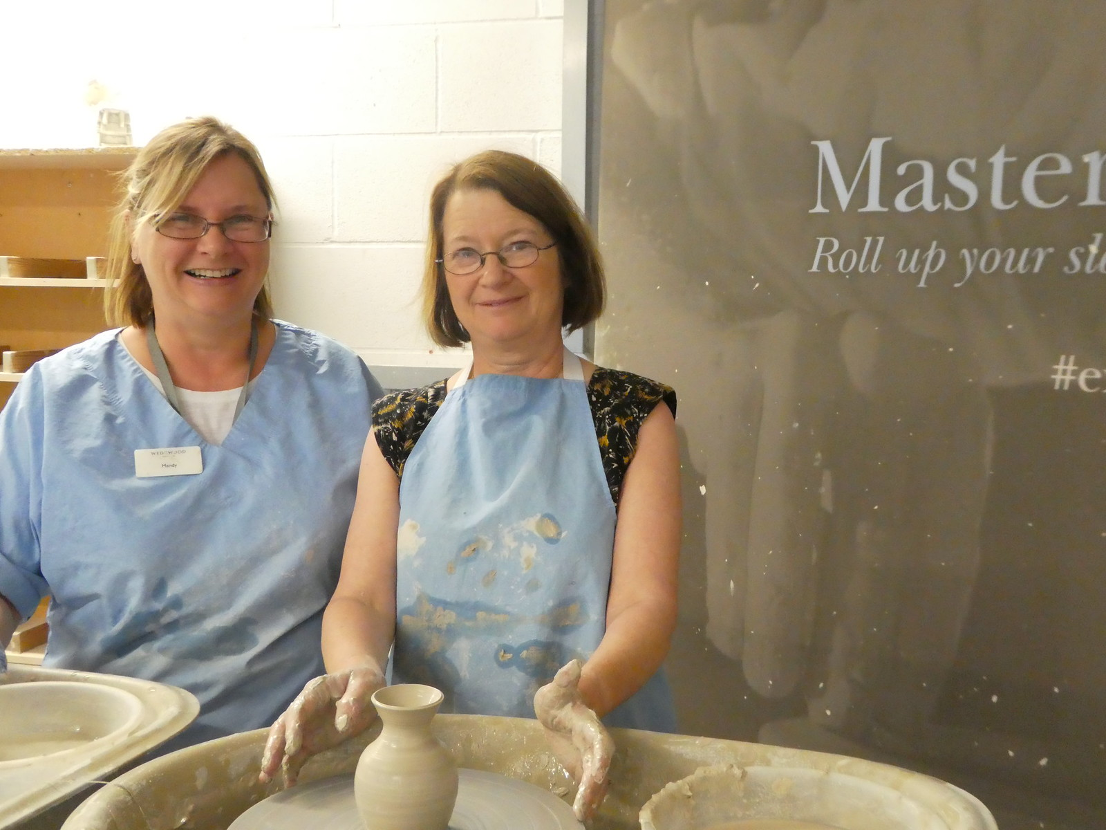 Master Craft Studio, World of Wedgwood, Barlaston, Stoke-on-Trent