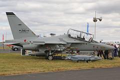 MT55219 Aermacchi M-346A Master Italian Air Force RAF Fairford RIAT 14
