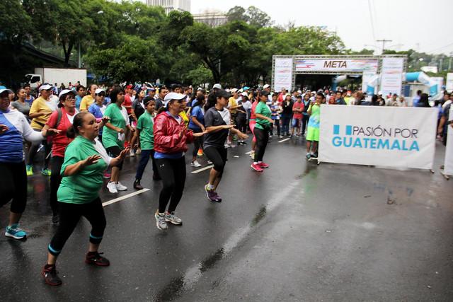 XXX Carrera del Día Olímpico Guatemala 2018