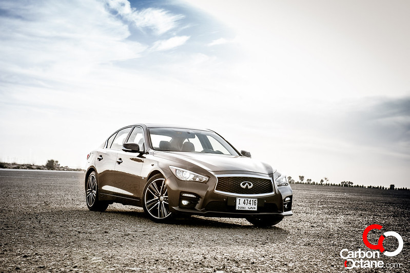 Scratch And Win Back The Value Of Your Car With Infiniti This