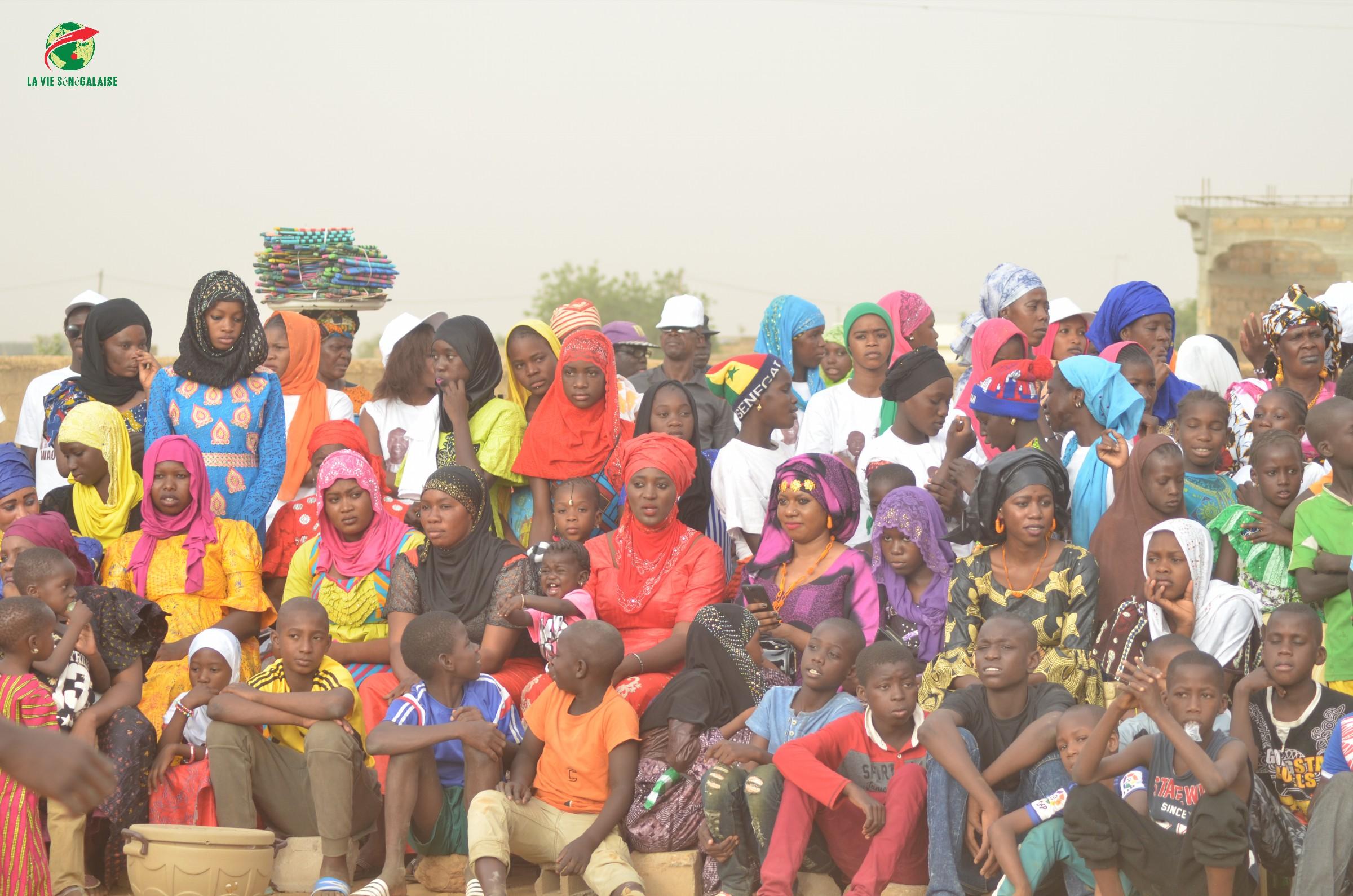 Journées Culturelles Waoundé, Parrain Bakary Biné Camara, Images de laviesenegalaise (19)