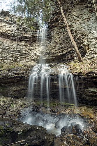 Mikes Branch Falls, Marion County, Tennessee 1