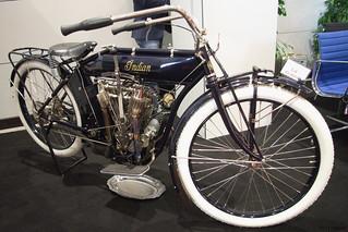 1912 Indian T.T. Model 7 HP _a