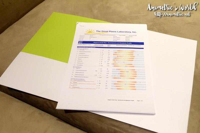 Organic Acids Test at LifeScience Center