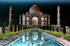 Inde, Taj Mahal, Varanasi, New Deldi
