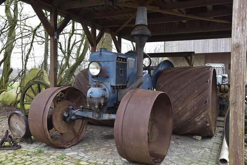 Lanz Bulldog HR 5 (1928); Linden, Dithmarschen