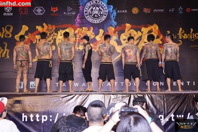 20180323 2018 9th台灣國際紋身藝術展 刺青展