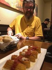 Food pix at Olive Garden