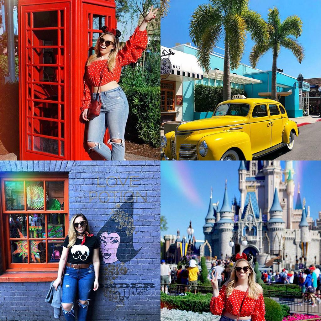 Disney Universal Studios Orlando Blogger Trip Jackie Giardina