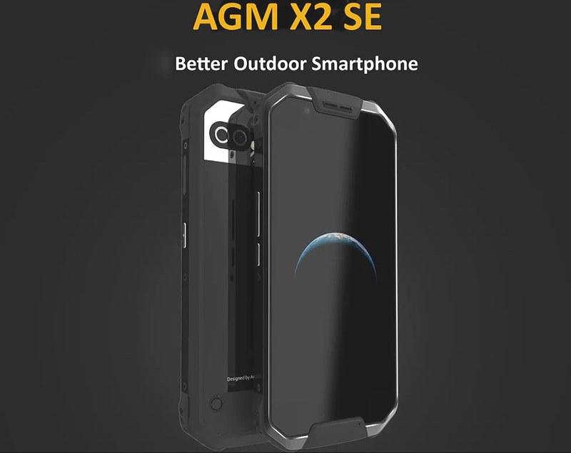 gearbest AGM X2 SE レビュー (10)