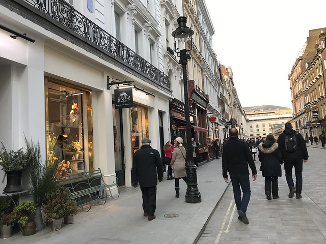London,  Covent Garden March 21, 2018