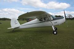 N2106V Cessna 120 (14627) Popham 210517