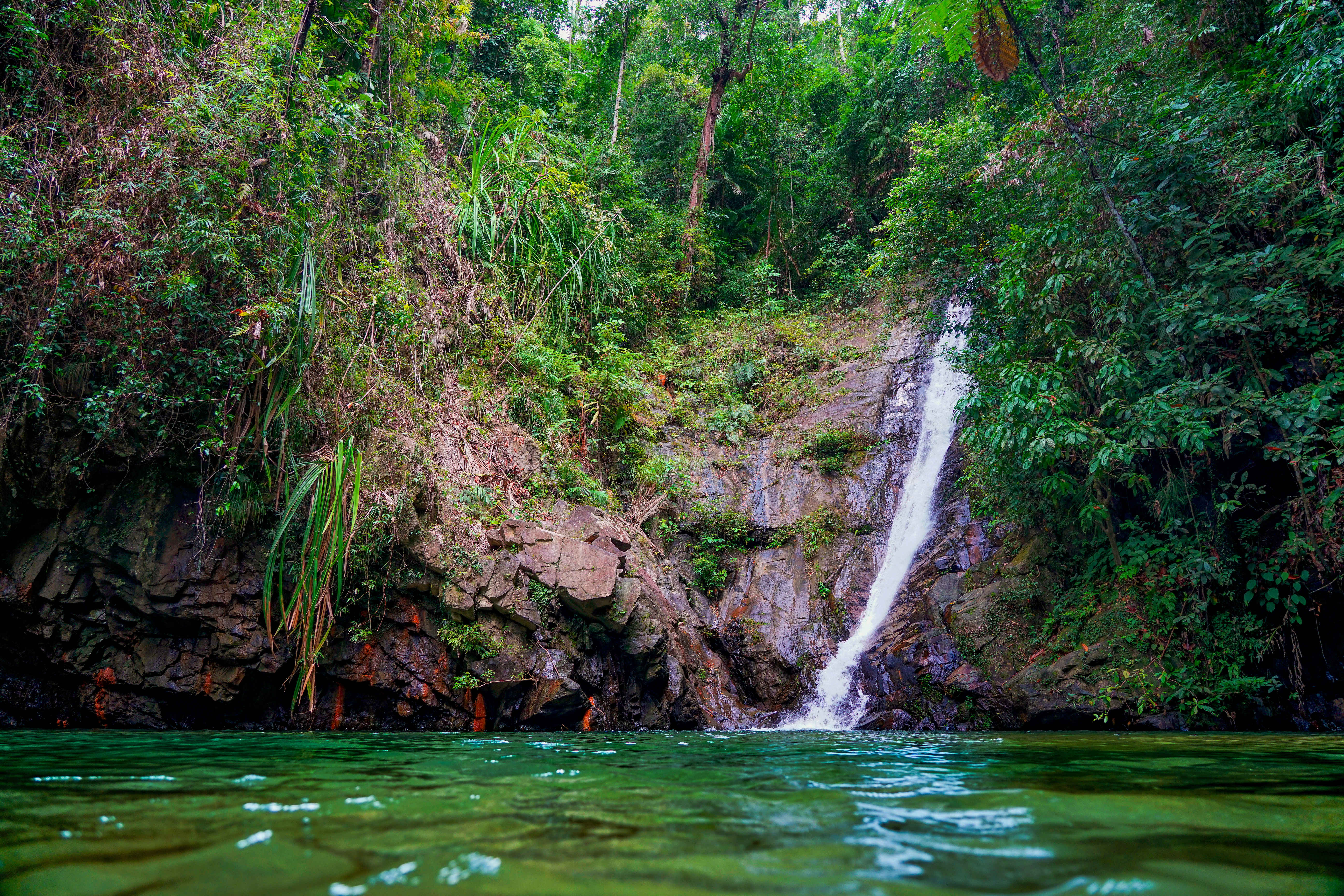 Enjoy Papawyan falls