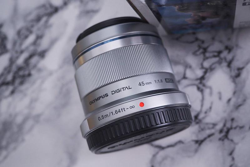 m.zuiko premium 45mm