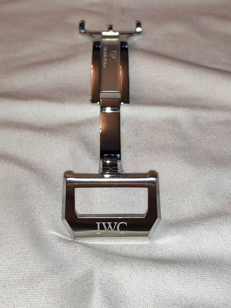 IWC Strap