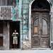 1. Una de tantas fachadas en La Habana