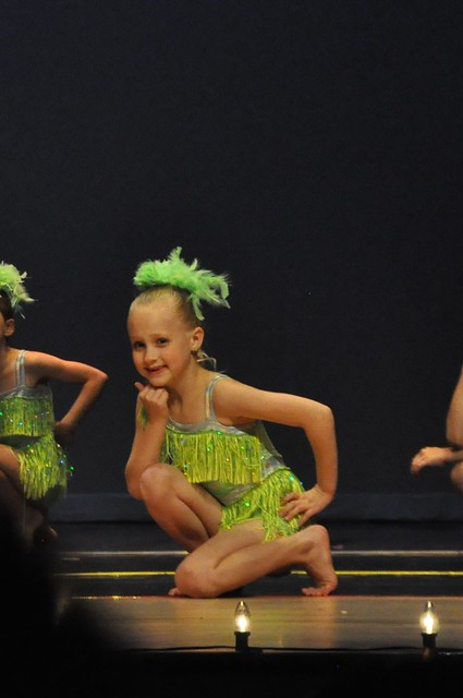 Dance Recital - Jazz