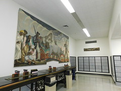 Torrington Connecticut Post Office Murals