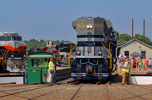 Ns Heritage Locomotives Family Photographs 1070 a