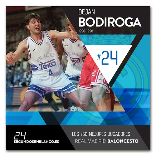 #24 DEJAN BODIROGA