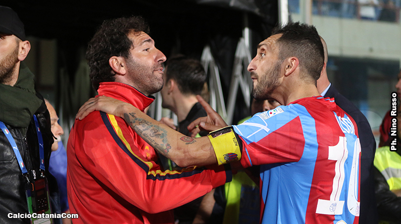 Scintille a fine partita fra Caserta e Lodi nel match dello scorso anno