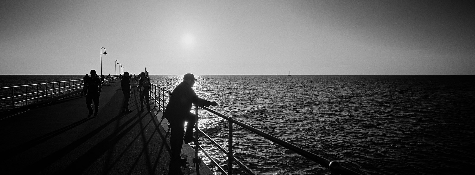 Glenelg Fisherman