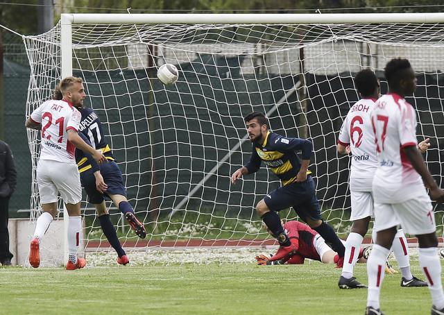 Santarcangelo - Südtirol 1-0