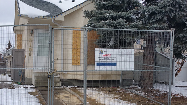 Sheriffs shut down Calgary drug house