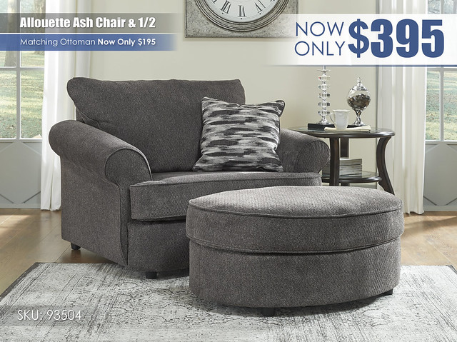 Allouette Ash Chair and Half_93504-23-14