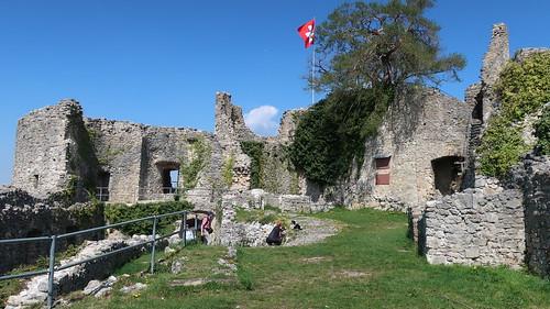 Ruine Dorneck, 17.4.18