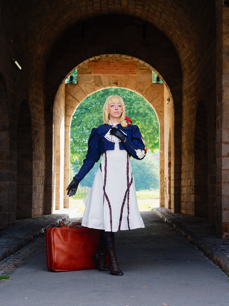 related image - Shooting Violet Evergarden - Enaelle's Arts - Parc Matisse - Lille - 2018-05-27- P1266194