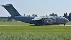 10-0220 Boeing C-17A Globemaster III USAF McChord AFB