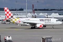Volotea A319-100 EC-MTN @ MUC