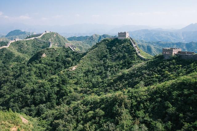 Great Wall of China - 2016-6