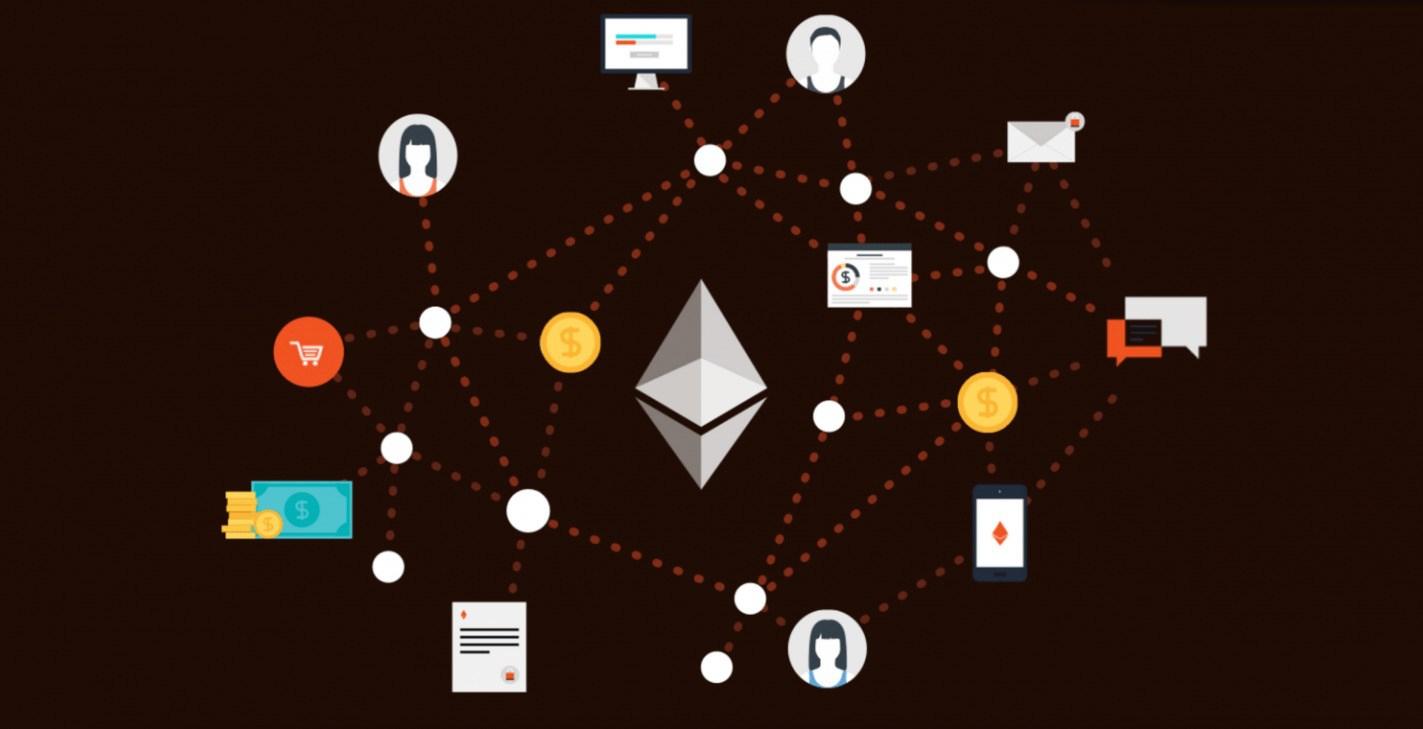Ethereum chính là nền tảng quyền lực nhất khi có tới 94/100 dự án blockchain hàng đầu ra mắt trên mạng Ethereum