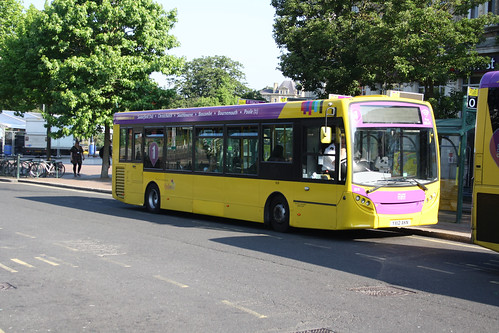Yellow Buses 529 YX12AKN