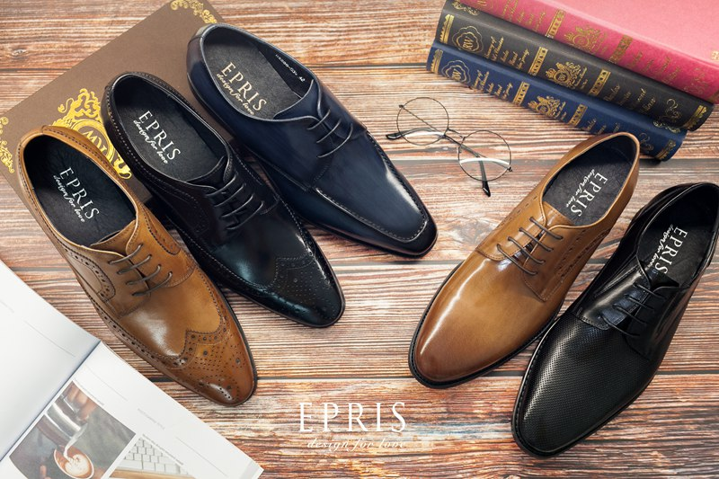 西裝皮鞋搭配