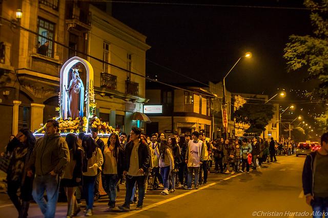 Fiesta a María Auxiliadora 2018
